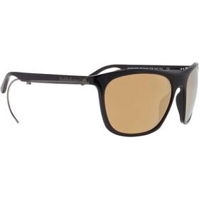Red Bull SPECT Rocket Sunglasses Men, negro/marrón